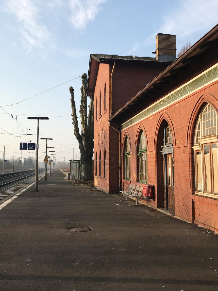 Bahnhof Lollar
